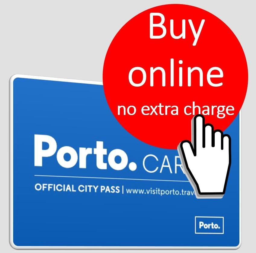 Porto card Buy online