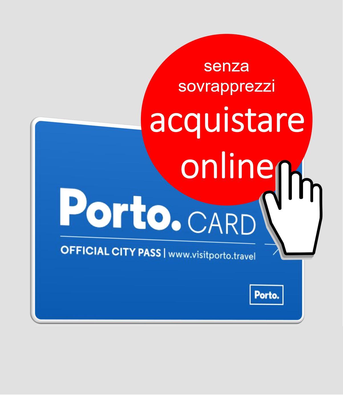 portocard acquistare online
